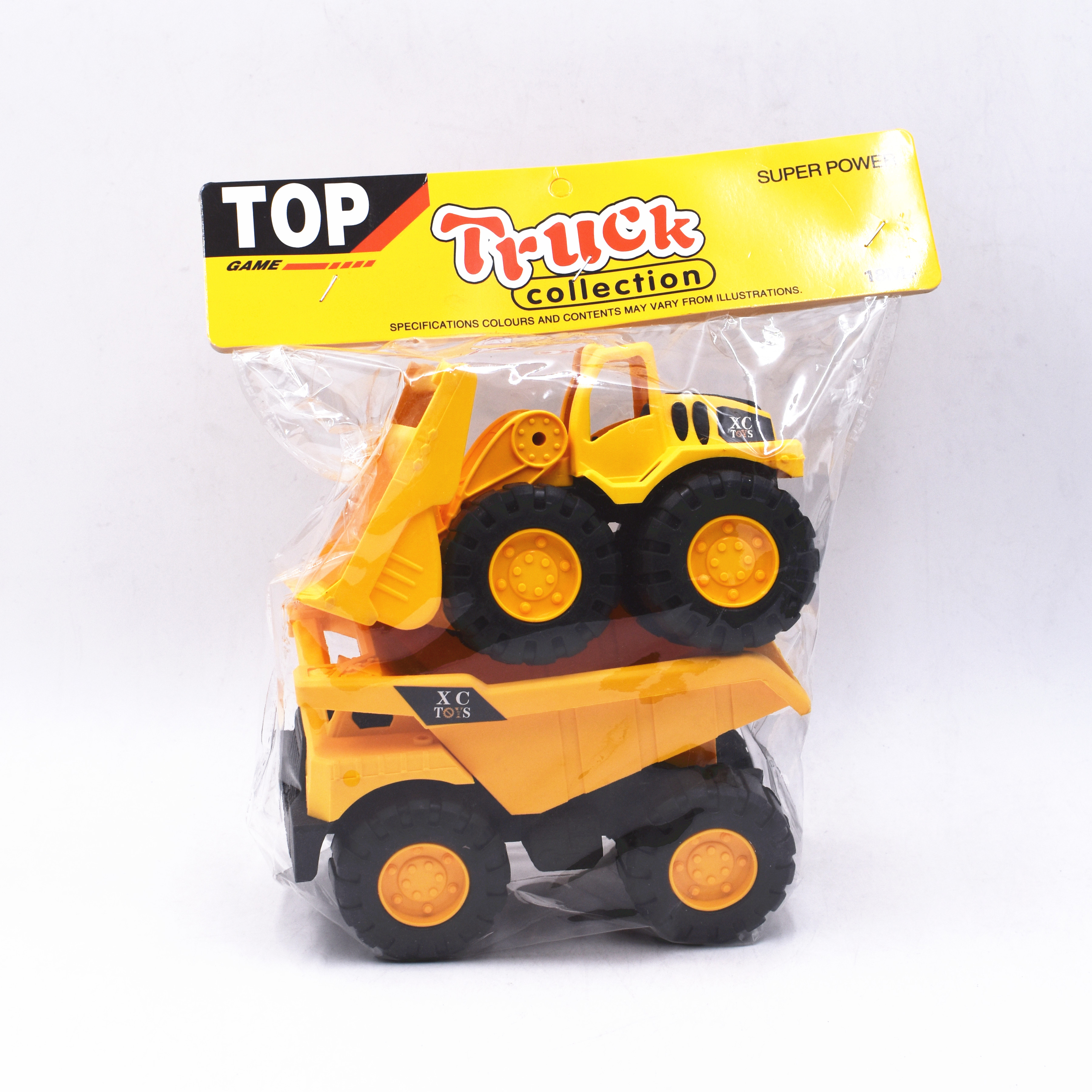 FREE WHEEL TRUCK TOY LY1345
