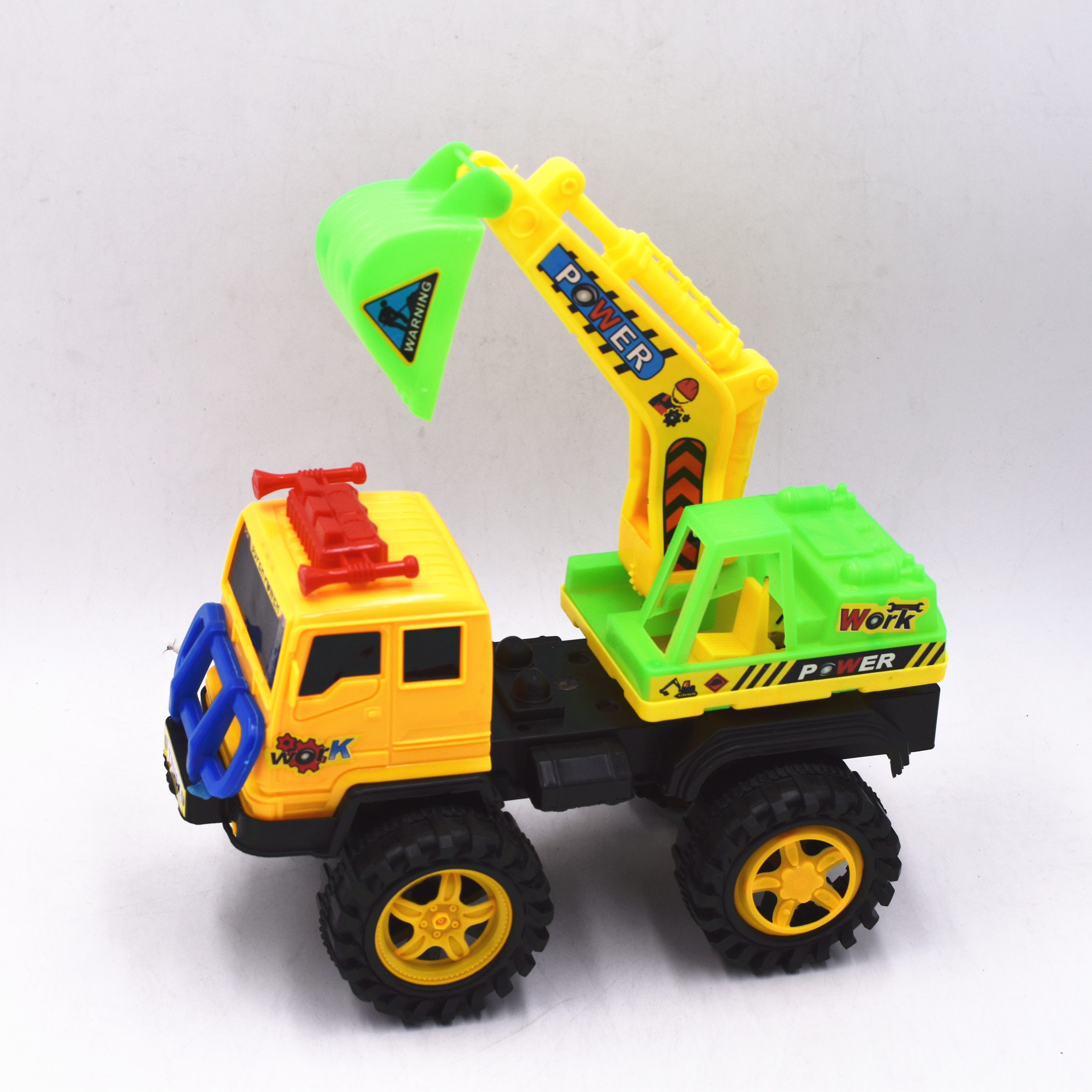 FREE WHEEL TRUCK TOY LY1709