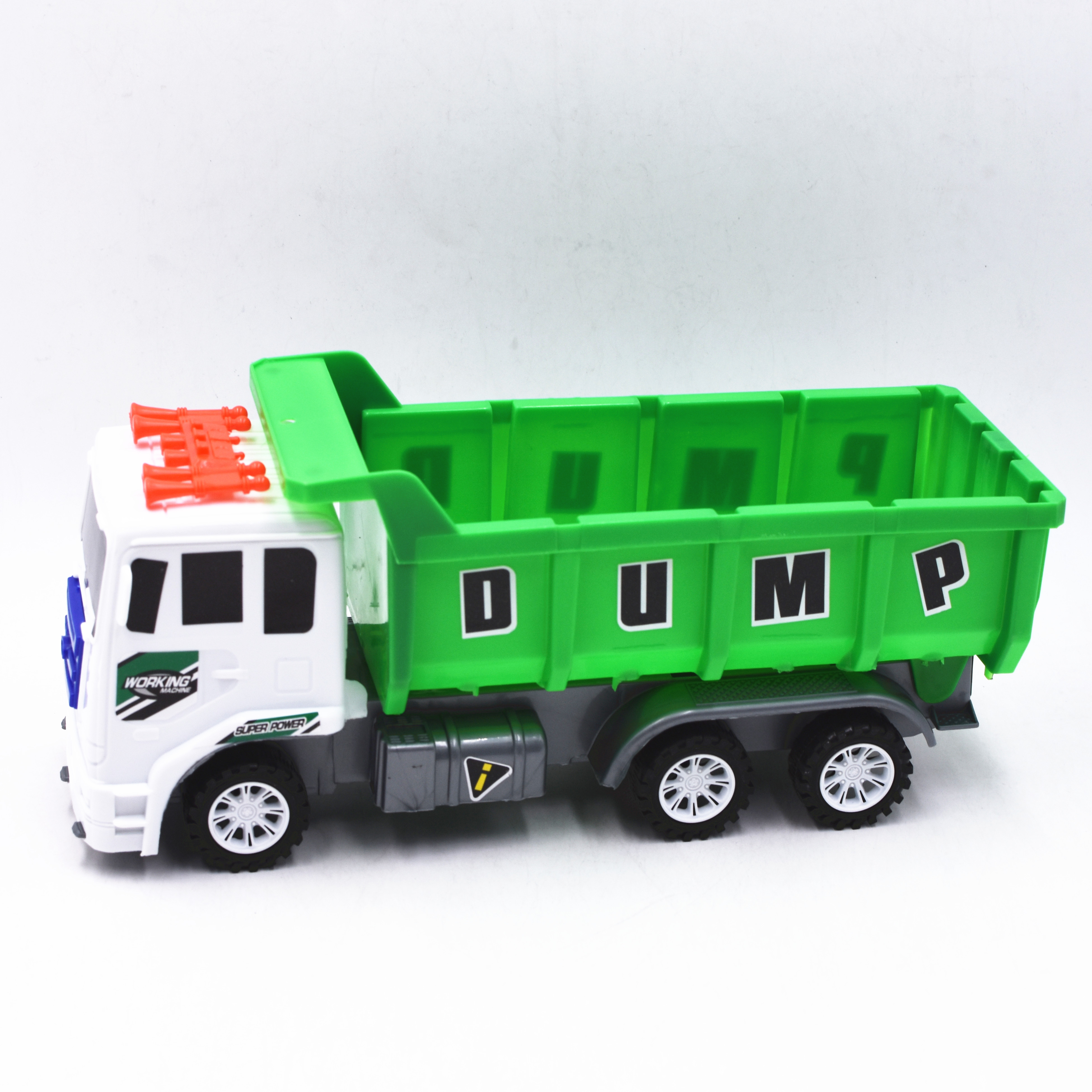 FREE WHEEL TRUCK TOY LY1753