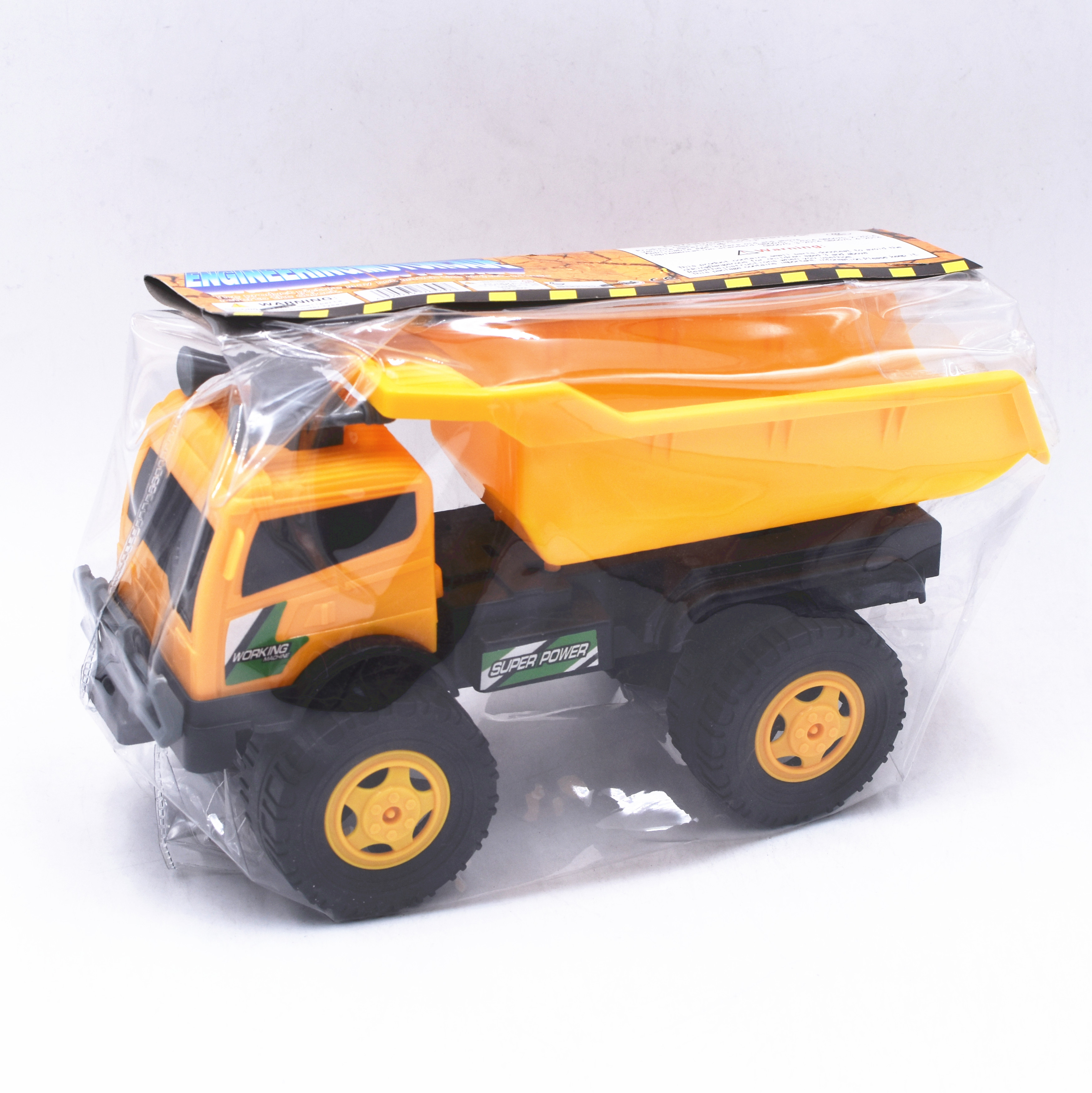 FREE WHEEL TRUCK TOY LY1770