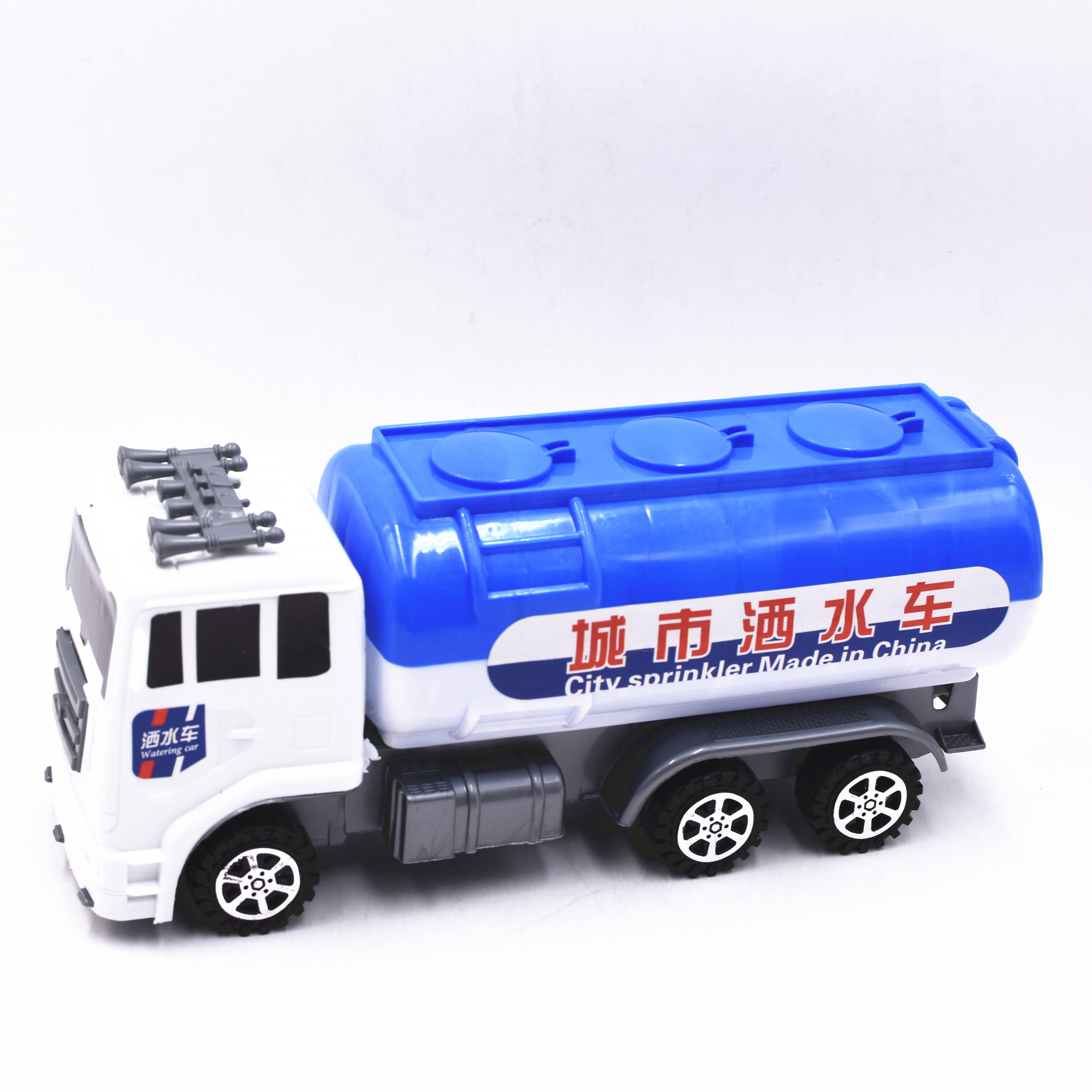 FREE WHEEL TRUCK TOY LY1752