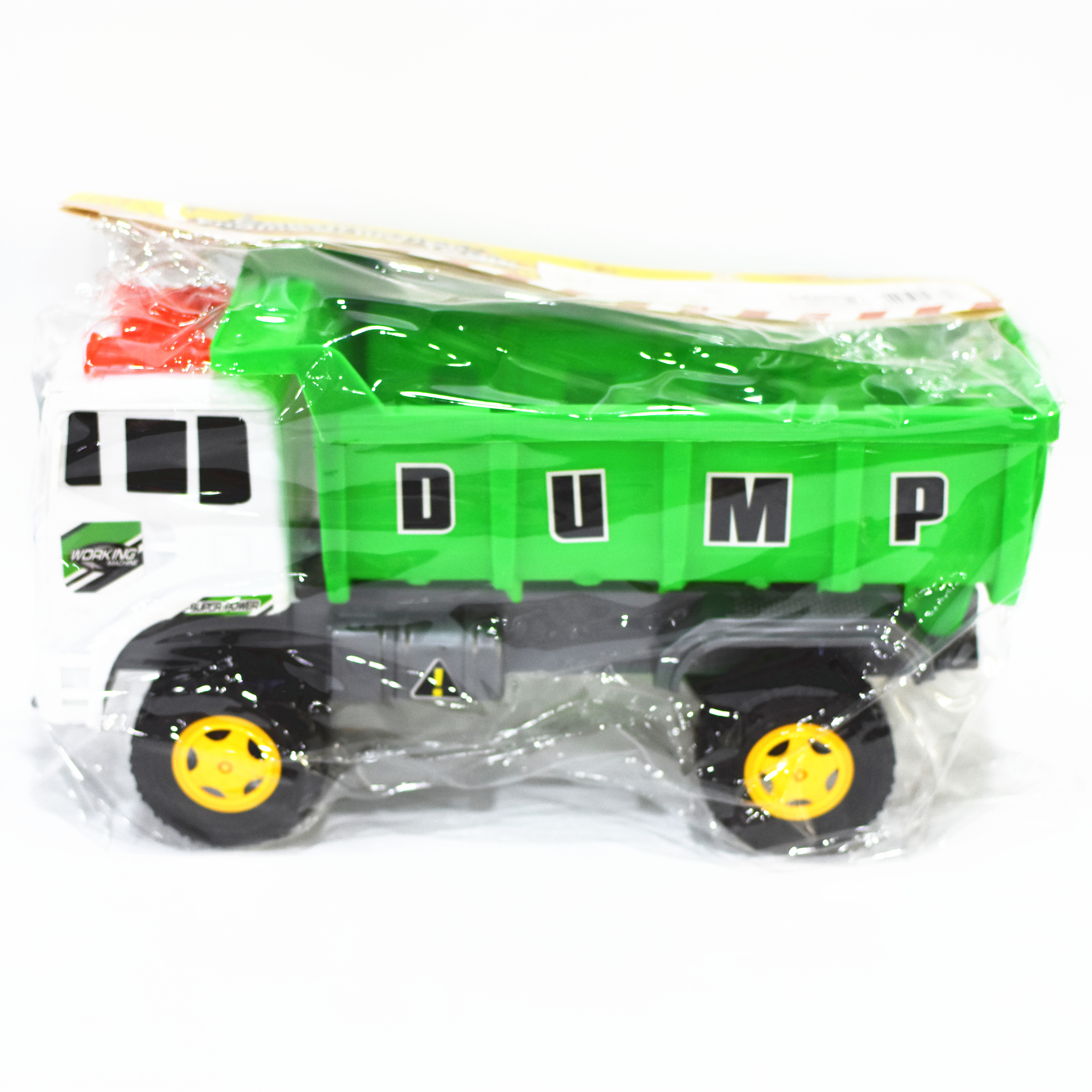 FREE WHEEL TRUCK TOY LY1821