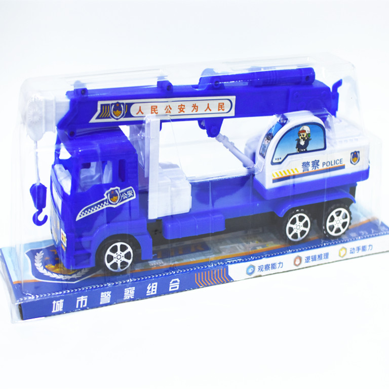 FREE WHEEL TRUCK TOY LY1817