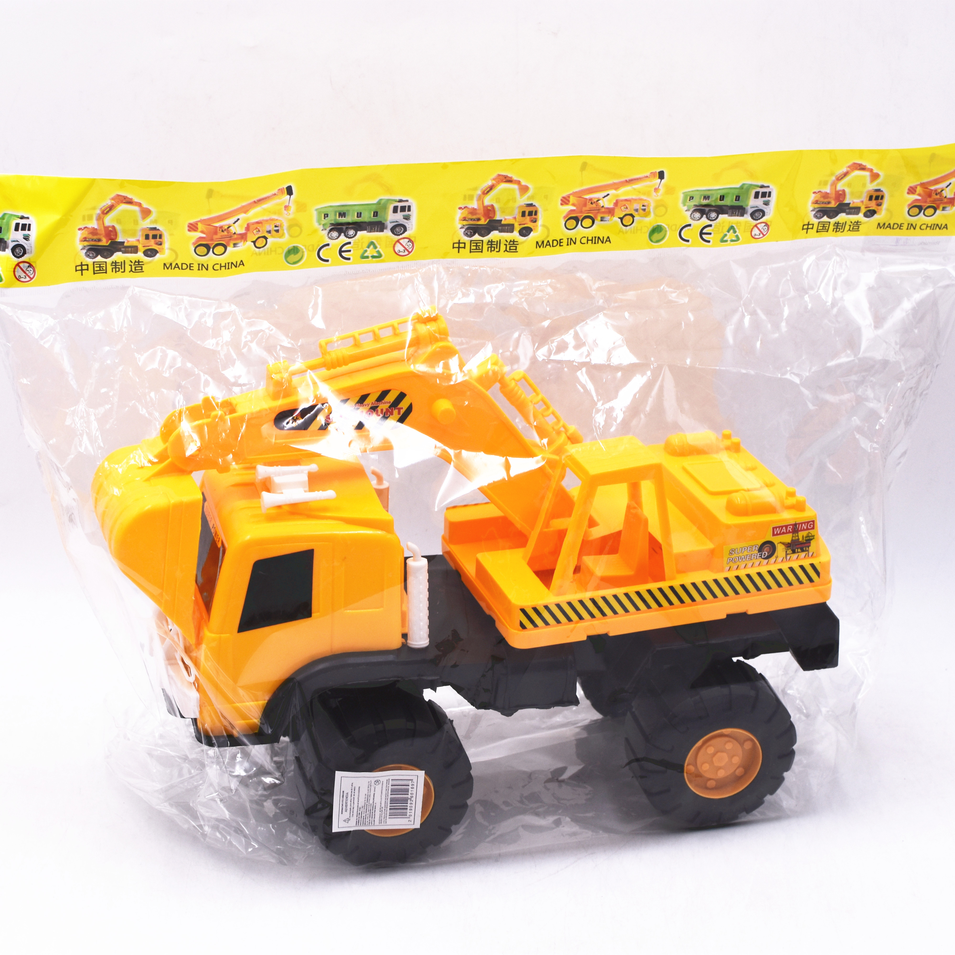 FREE WHEEL TRUCK TOY LY1727