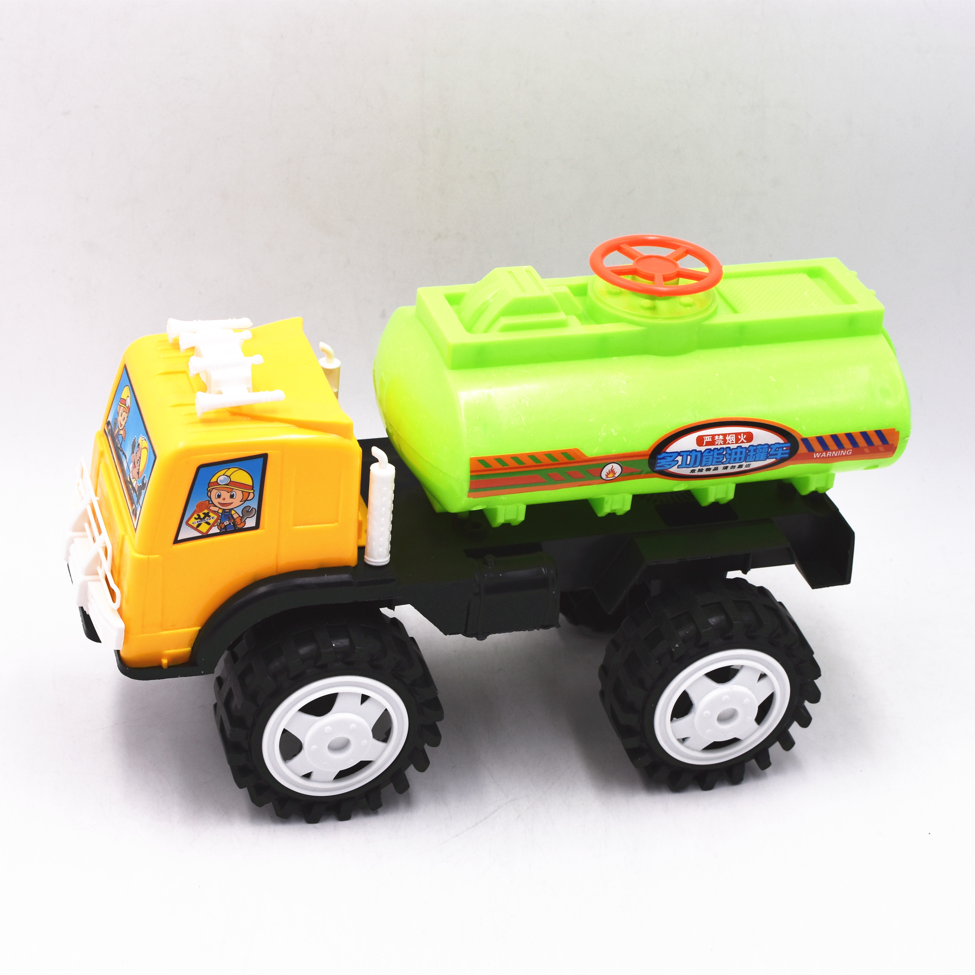 FREE WHEEL TRUCK TOY LY1729