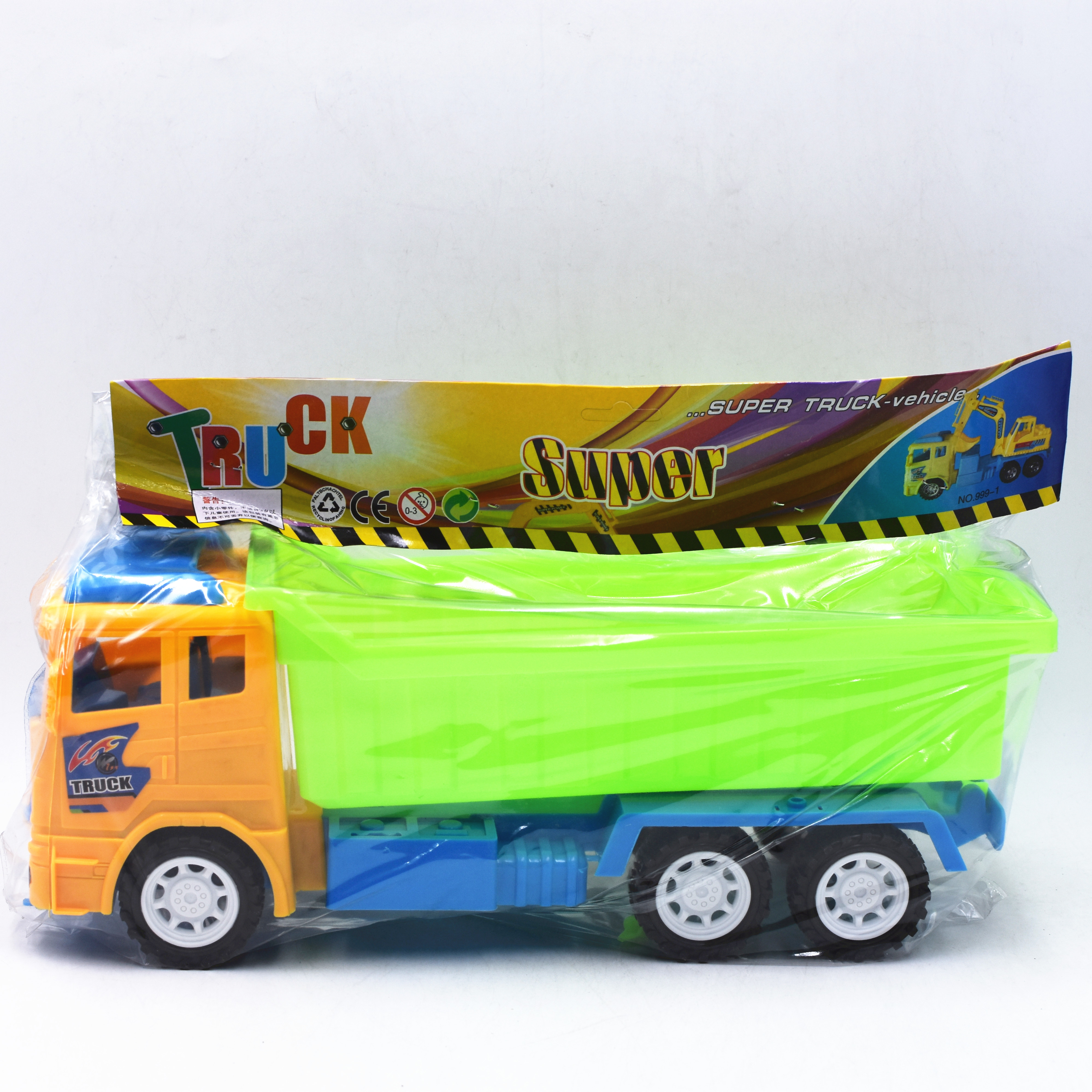 FREE WHEEL TRUCK TOY LY1737