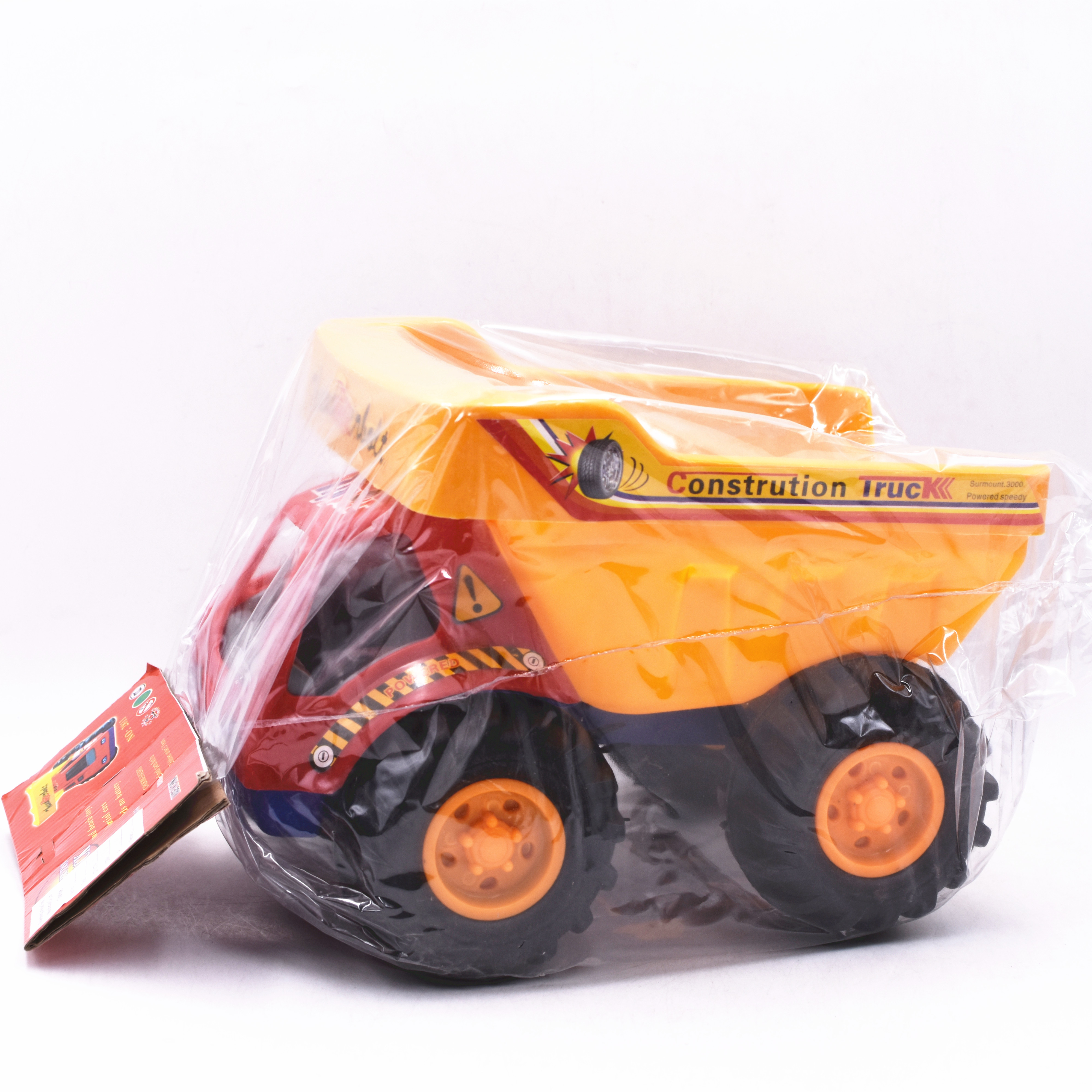 FRICTION TRUCK TOY LY2412