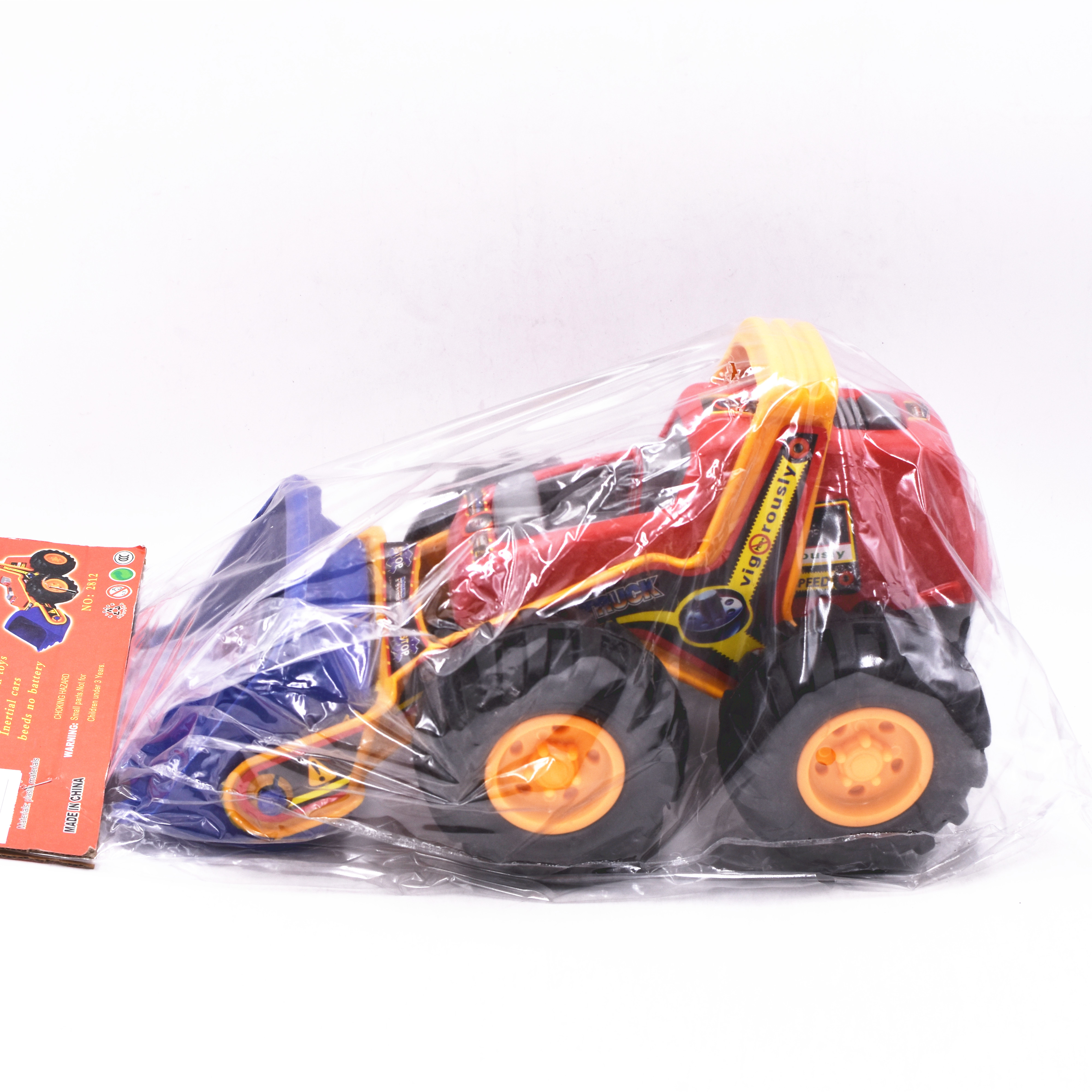 FRICTION TRUCK TOY LY2413