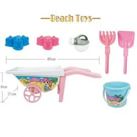 BEACH CAR SET Y3020