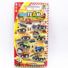 PULL BACK CAR TOY Y907-8