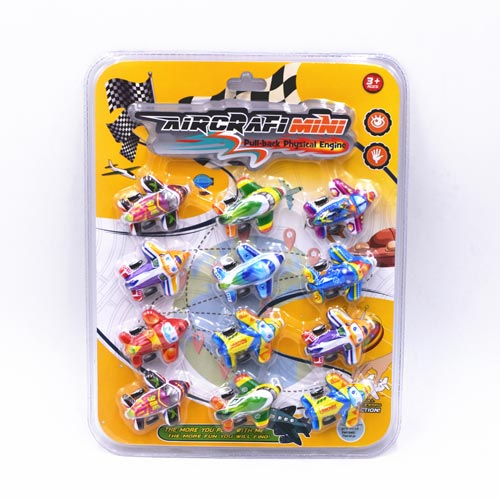 PULL BACK CAR TOY LY2502